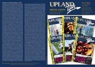 Mediadaten als PDF-Datei downloaden... - Upland Tips