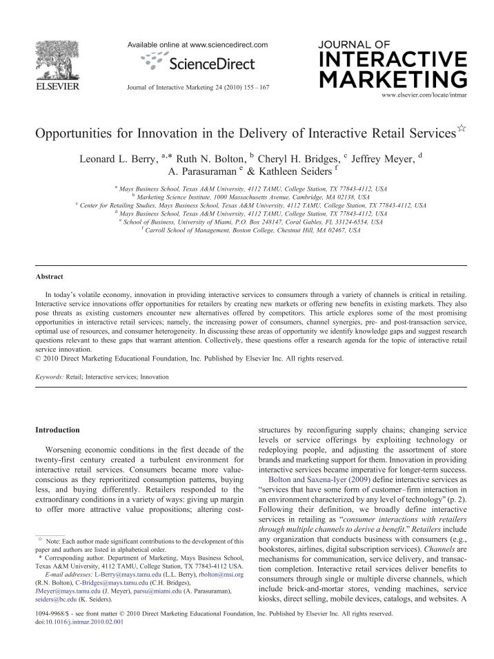 consumers buying patterns at organized Full-text paper (pdf): buying behaviour of consumers for food products in an emerging economy.