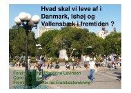Vækst of fremgang i Ishøj og Vallensbæk