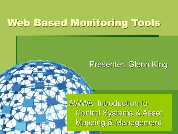 Web Based Monitoring Tools - Ohiowater.org
