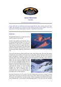 Aoraki / Mt Cook is an impressive and massive peak with five sides ... - Page 2