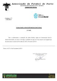Associação de Futebol do Porto