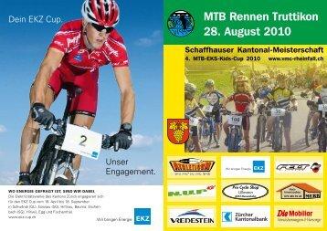 MTB Rennen Truttikon 28. August 2010 - VMC-Rheinfall