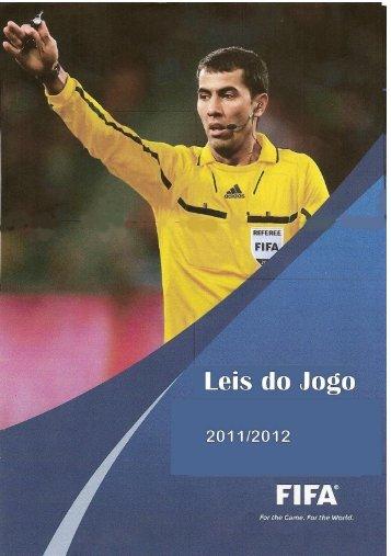 Leis de Jogo 2011/2012 - Associação de Futebol do Porto