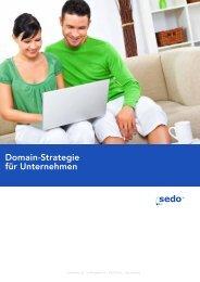 Domain-Strategie für Unternehmen - Sedo