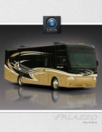 2013 Palazzo Motorhome | Class A RV Sales ... - RVUSA.com