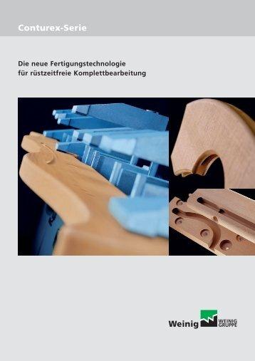 Conturex-Serie DE - Weinig