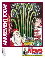 December 2010 - Amusement Today