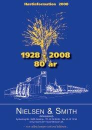 1928 - 2008 80 år - NSCORN