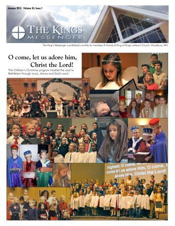 Vol 34-1 email.pub - King of Kings Lutheran Church