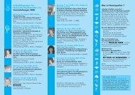 Jahresprogramm 2008 - Klassische Homöopathie Ansbach