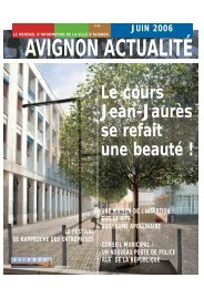 JUIN 2006 - Avignon