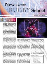 Winter 04 | PDF - Rugby School