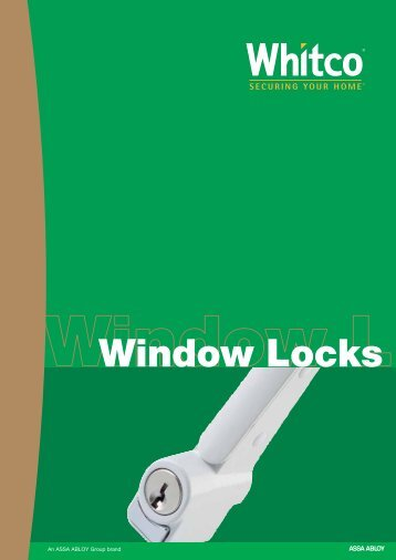 Window Locks - Seymour Locksmiths