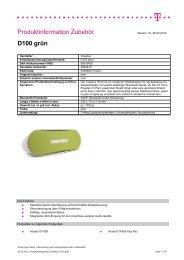 D100 grün - Eno