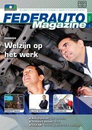 Welzijn op het werk - Federauto Magazine