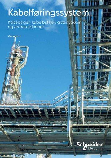 Kabelføringssystem - Schneider Electric