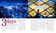 Three Days in Tokyo