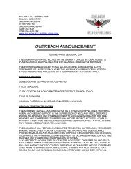 Outreach Announcement Opportunity - Job Opportunities