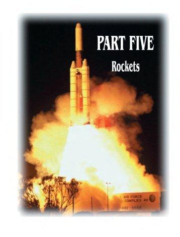 Chapter 21 - Rocket Fundamentals