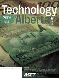 Technology Alberta Jun-July.06 - ASET