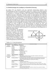 4.3 Modellrechnungen für Grundlagen zur finanziellen ... - TUHH