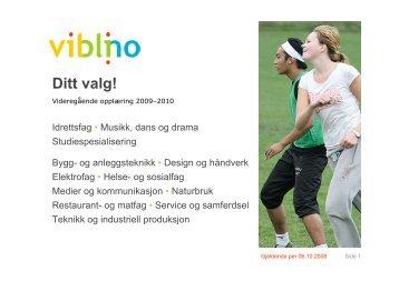 Ditt valg! - Lex Norsk Samfunnsinformasjon