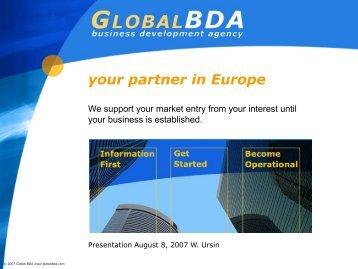 Global BDA short presentation (pdf)