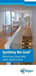 Systémy No Coat® - Rigips