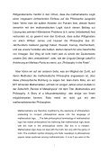 Mathematische Philosophie Heute - Munich Center for Mathematical ... - Page 6