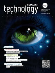 In ThIs IssUe: Oss/Bss Features Customer spotlight ... - Comarch