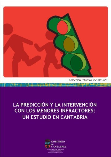 La prediccion y la intervencion con los menores infractores