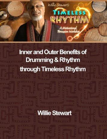 Willie_Benefits_of_Drumming