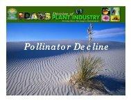 Presentation by G.W. Hayes Jr - Colorado State Beekeepers ...