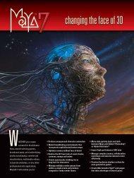 Maya 7 Overview PDF - 3DV