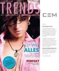 das schmuckmagazin von ihrem juwelier - CEM