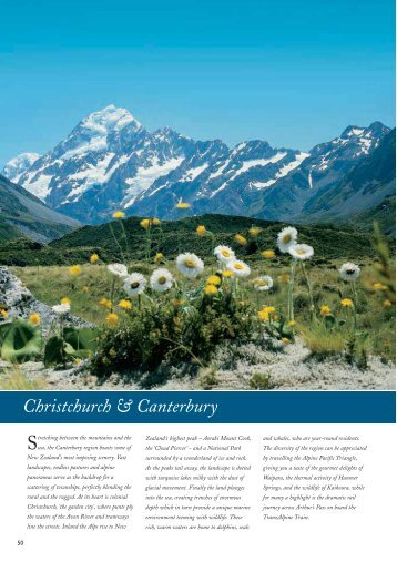 Christchurch - Audley Travel