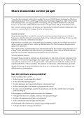 Systematisk sikkerhetsforvaltning i kommunale bygg. Modul 1 - Page 5