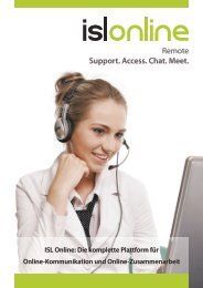 Remote Support. Access. Chat. Meet.