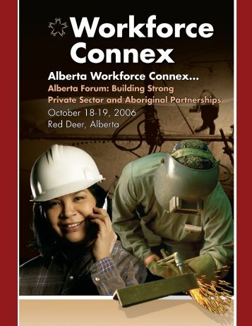 Alberta - Aboriginal Human Resource Council
