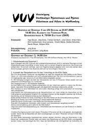 23.07.2009 (pdf) - VUV