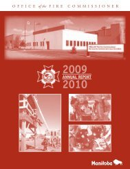 2009-2010 Annual Report - Office of the Fire Commissioner