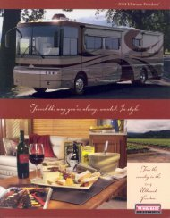 2004 Ultimate Freedom Brochure PDF - Dream Finders RVs ...