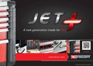 JET+ Neue Werkstattwagen - Facom