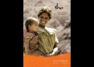 outreach annual report - Isha Outreach