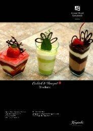 Grand Hotel Kempinski Geneva - Cocktail ... - Eventlokale.com