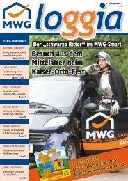 Besuch aus dem Mittelalter beim Kaiser-Otto-Fest - MWG