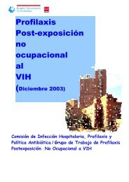 Profilaxis Post-exposición no ocupacional al VIH - Sida Studi