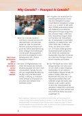 Schulbesuch, Studium und Praktikum in Kanada - Seite 4