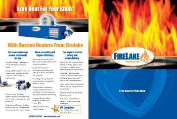 Download Brochure - Firelake Manufacturing